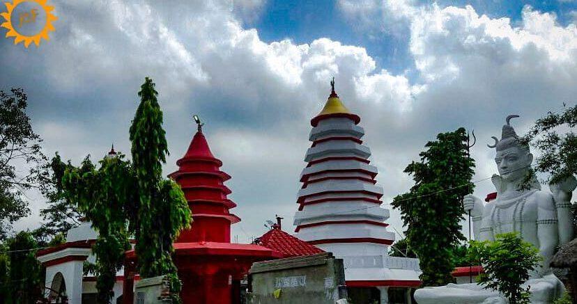 parasmanidham panorama view
